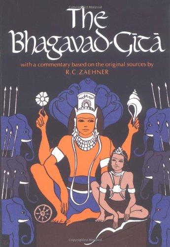 The Bhagavad-Gita (Galaxy Books)