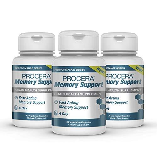 Procera Health Memory Support Brain Supplement