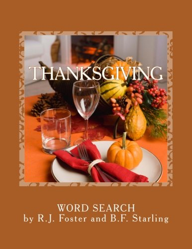 Thanksgiving Word Searches And Crossword Puzzles - Thanksgiving: Word Search