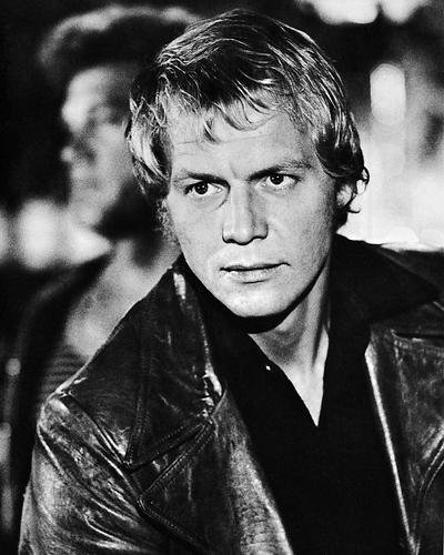 David Soul 16x20 Poster in leather jacket as Ken Hutchinson Starsky & ()