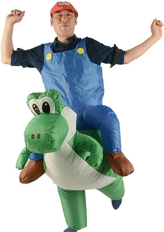 Belingeya-toy Disfraz de Disfraces inflables Disfraz de Caballo de ...