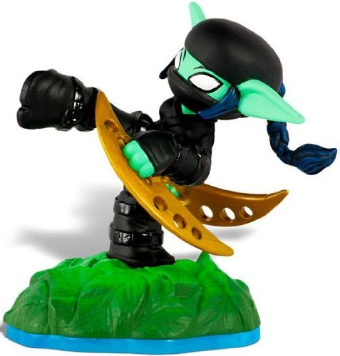 Skylanders Swap Force: Ninja Stealth Elf - New In Bulk Packaging from Activision