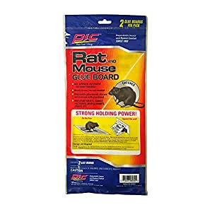 Pic Professional-Strength Rat & Mouse Glue Boards (2 Pack)