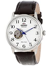 Orient Mens FDB08005W Esteem Open Heart Dial Watch