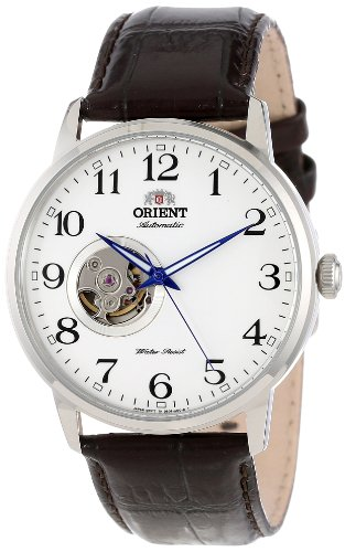 Orient FDB08005W Esteem Stainless Leather product image