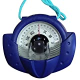 NAUTOS IRIS 50 – HAND BEARING COMPASS -BY PLASTIMO (BLUE)