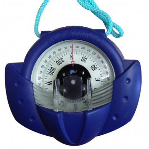 Plastimo Compass - NAUTOS IRIS 50 – HAND BEARING COMPASS -BY PLASTIMO (BLUE)
