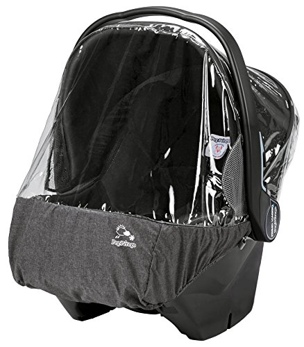 Peg Perego Y5PVSREGEN Regenschutz für Babyschale Primo Viaggio SL