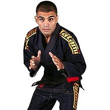Tatami Fightwear Estilo 6.0 Premium BJJ Gi - Navy/Gold