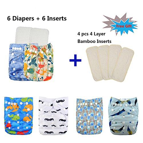 Babygoal Adjustable Reuseable Pocket Inserts