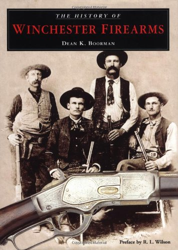 History Winchester Firearms Dean Boorman product image