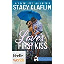 First Street Church Romances: Love's First Kiss (Kindle Worlds Novella) (Love's Kisses Book 1)