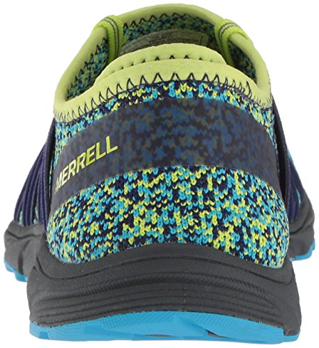 Dye Femmes Knit Course Chaussures Riveter De Merrell Tie 8w400