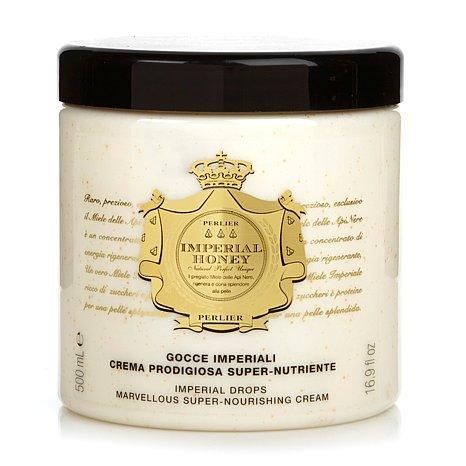 Perlier Imperial Honey Imperial Drops Body Cream Huge 16.9 F