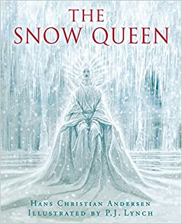 Image result for the snow queen book cover