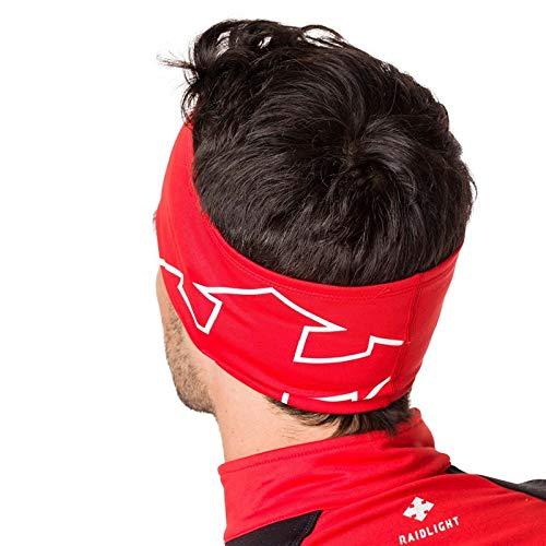 RaidLight Diadema de Cabeza para Hombre Color Rojo