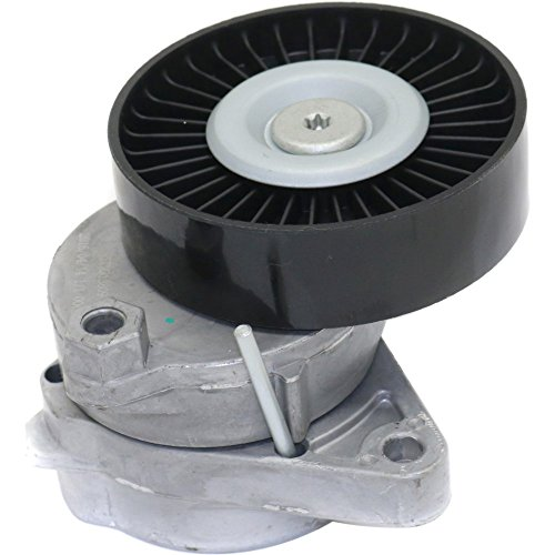Timing Belt Tensioner compatible with Mercedes Benz E-Class 98-06 / SLK-Class 01-10 (Mercedes Accessory Belt Tensioner)