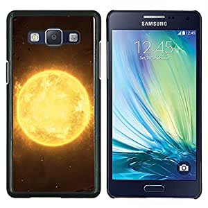 """Be-Star Único Patrón Plástico Duro Fundas Cover Cubre Hard Case Cover Para Samsung Galaxy A5 / SM-A500 ( El Espacio Sun Plaanet En"""" )"""