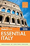 Written by locals, Fodor's travel guides have been offering expert advice for all tastes and budgets for more than 80 years.   Fodor's Essential Italy is the indispensable take-along companion to one of Europe's most enduringly popular destination...