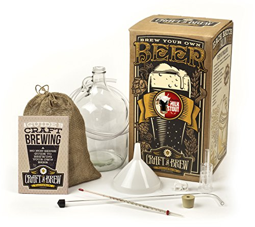 Craft Brew Chocolate Stout Brewing product image