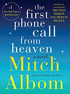 Book Cover: The First Phone Call From Heaven: A Novel