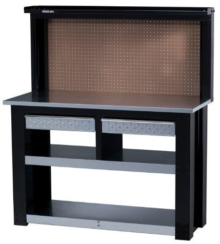 Stack-On WBG-54BB 54-Inch Professional Steel Workbench