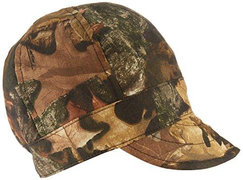 Lapco FR Lap CC-6 7/8 6-Panel Welder's Caps, 100% Cotton, 6 7/8