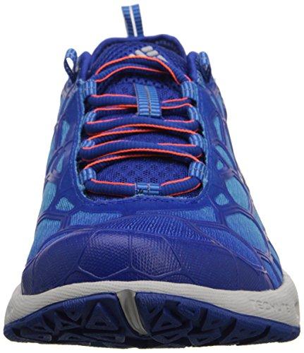 Columbia hombres calzan el zapato multideporte híbrido MEGAVENT Azul Azul Blaze - BM3968-437 Azul Blaze