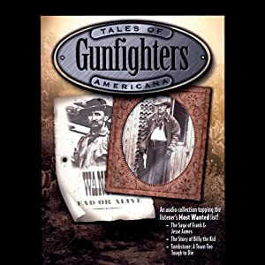 Gunfighters Audiobook
