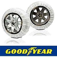 Goodyear GOD8020 Cadenas Snow & Road, Set