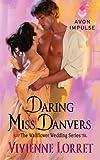 Daring Miss Danvers, Vivienne Lorret, 0062315757