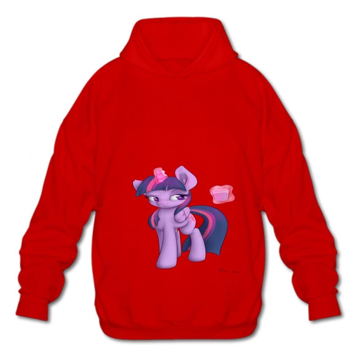 Msanlixian Fashion Hoodies-03 Cartoon Water mite Men Hoodies Style Cotton Pullover Sweatshirt