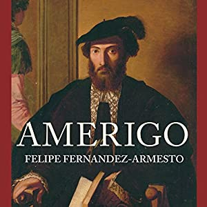 Amerigo Audiobook