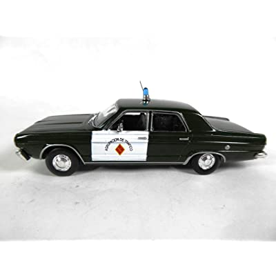 - Dodge Dart 1/43 World Police Car Collection - SP (PM16): Juguetes y juegos