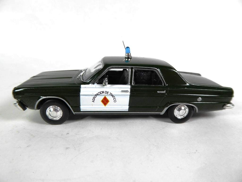 ISR Ford Cortina MkV 1//43 World Police Car Collection PM29 OPO 10