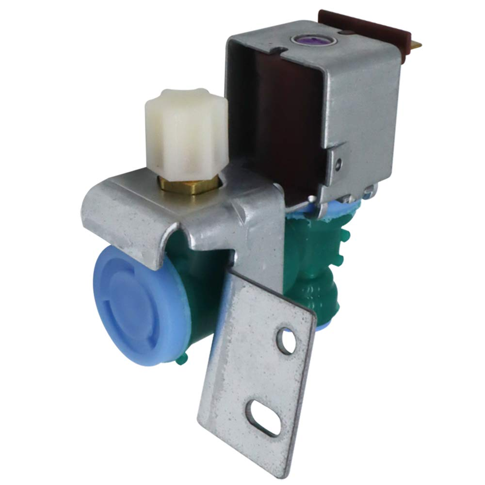 OEM Mania WPW10238100 AP6017532 PS11750831, Refrigerator Water Valve Replacement Compatible for Whirlpool Kenmore