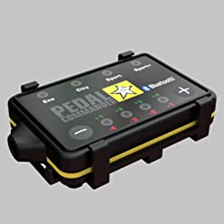 Fits All Trim Levels; Base, Limited Pedal Commander Throttle Response Controller PC30 Bluetooth for Jeep Commander 2006 ONLY