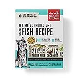 Honest Kitchen Limited Ingredient Fish Dog Food Recipe  10 lb box - Brave Larger Image