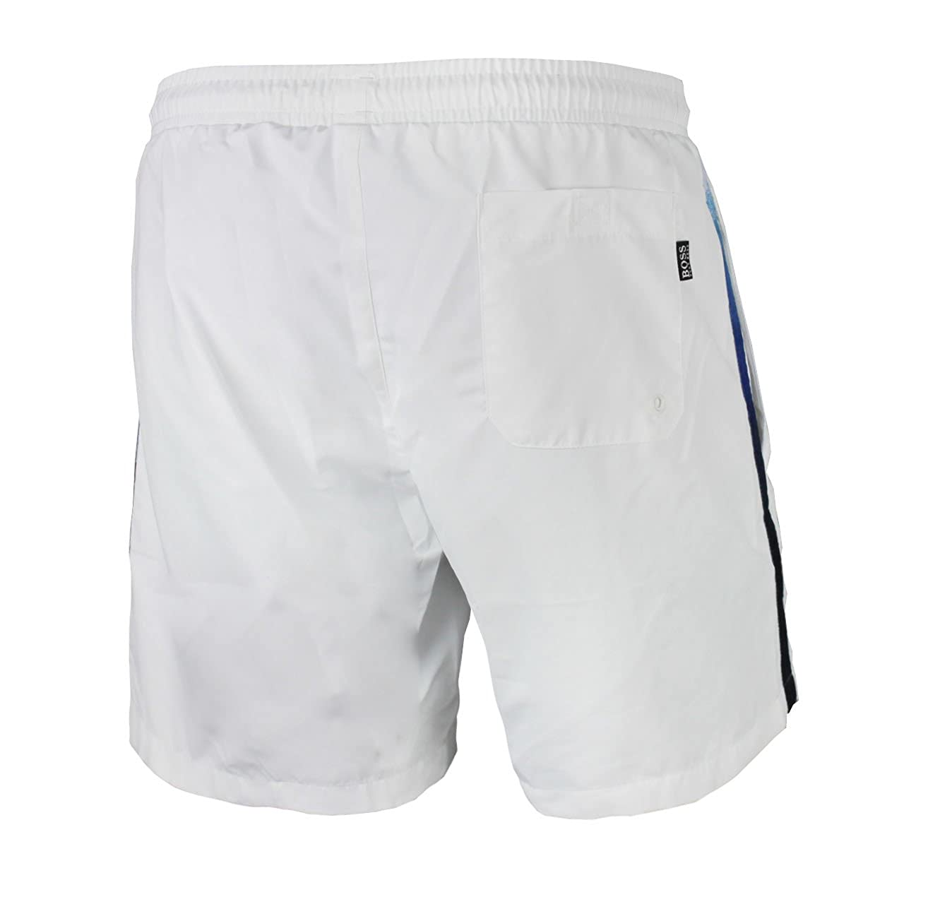 6a51d193da ... Hugo Boss Swimtrunks Seabream 50317663 Swim Trunks White ...