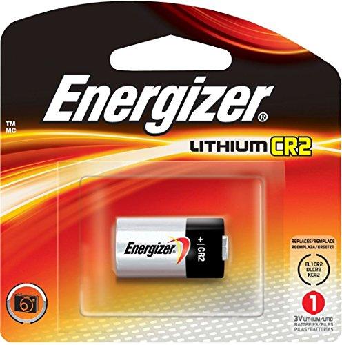 - Energizer EL1CR2BP Lithium Photo Battery