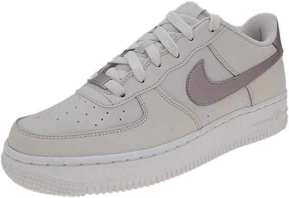 empezar Trágico Sindicato  Nike Air Force 1 (GS), Zapatos de Baloncesto para Niñas: Amazon.es: Zapatos  y complementos