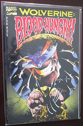 Wolverine: Blood Hungry by David, Peter published by Marvel Enterprises Paperback