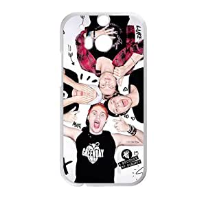 Generic 5 Second Of Summer 5SOS Custom Case Cover For HTC One M8 (Laser Technology)