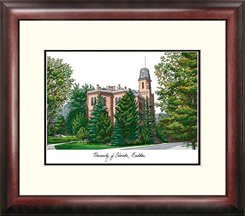 UPC 815969013479, NCAA Colorado Buffaloes Alumnus Framed Lithograph