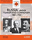 img - for Russia under Tsarism and Communism 1881-1953 (SHP Advanced History Core Texts) by Chris Corin (2011-01-28) book / textbook / text book