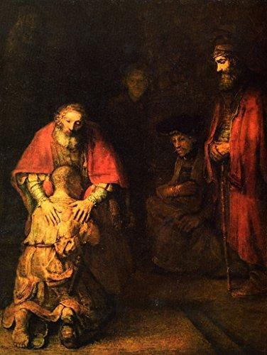 Lais Jigsaw Rembrandt Harmensz. Van Rijn - Return of The Prodigal Son 1000 ()