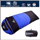 Ultralight Envelope Sleeping Bag Down Content 1kg Lowest Temperature -8?