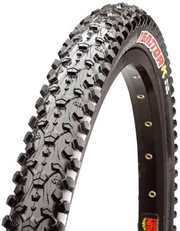 MSC Bikes Ignitor Lust Cubiertas para Bicicleta, Unisex, Negro, 26 X 1.95: Amazon.es: Deportes y aire libre