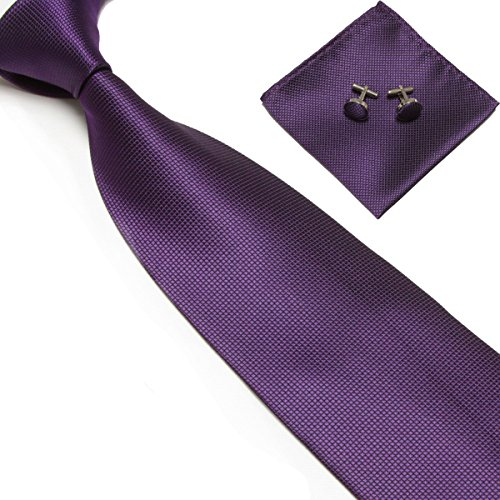 Stylefad Solid Plaid Hanky Cufflink product image