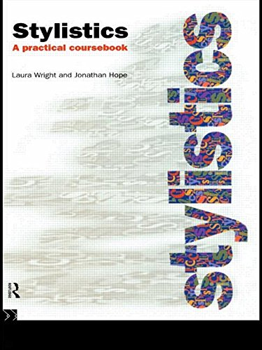 Stylistics: A Practical Coursebook
